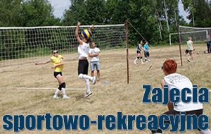 Zajęcia sportowo-rekreacyjne